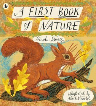 A First Book of Nature - Nicola Davies